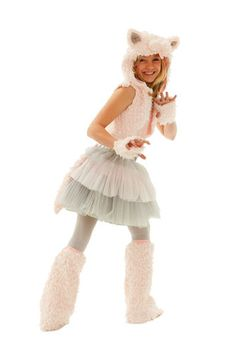grace kitty cat costume by princess paradise 6 7 8 9 10 11 12 13 14 cat halloween costumescat costumes for kidstween