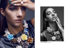 SARA GONE @Uno Ramat BCN by Juan José Figuereo R., via Behance