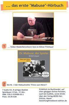 Fritz Lang, Audio, Movie, Reading