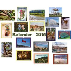 """""""Kalender 2015"""" by artistic-photography on Polyvore"""