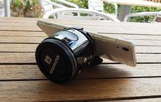 Por Redação Olhar Digital  (Foto: Reprodução: Pocket-lint) A empresa japonesa de equipamentos ópticos Olympus tenta retomar seu espaço no mercado de fotografia com uma lente externa que se co...
