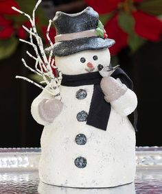 Take a look at this Wintry Wade Figurine by ESC and Company, Inc. on #zulily today!
