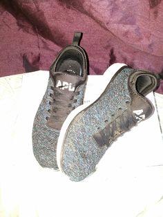 Apl 9 Techloom Phantom BLK/IRIDESCNT | Mercari Apl Shoes, Black Shoes, Athletic Shoes, Louis Vuitton, Sneakers, Black Loafers, Tennis, Slippers, Louis Vuitton Wallet