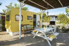 "My little world: The best camping in Costa Dorada Spain ""Camping Miramar"" Motorhome, Glamping, Recreational Vehicles, The Dreamers, Spain, Loft, Cool Stuff, World, Places"