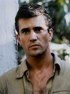 Mel Gibson - before ...