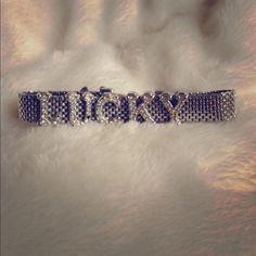 Swarovski bracelet Vintage Swarovski lucky bracelet. Unique and different Swarovski Jewelry Bracelets