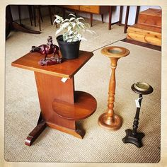 ANOUK offers an eclectic mix of vintage/retro furniture & décor.  Visit us: Instagram: @AnoukFurniture  Facebook: AnoukFurnitureDecor   July 2016, Cape Town, SA. Retro Furniture, Furniture Decor, Cape Town, Retro Vintage, Facebook, Photo And Video, Instagram, Table, Home Decor