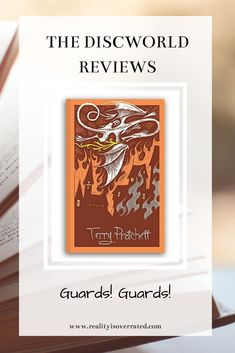 is the book where you first start to glimpse just how angry Terry Pratchett was. In terms of plot and character-building, this book marks the beginning of him really getting to grips with his voice. My Love Story, Terry Pratchett, Book Marks, I Love Reading, Book Reviews, Book Recommendations, Writing A Book, The Book, Building