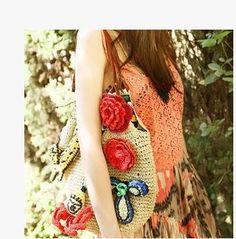 Handbags 2015 New Straw Bags Woven Bag Color  Female Bag Beach Bag for the Beach  Fashion Women's Handbag Manual Establishment