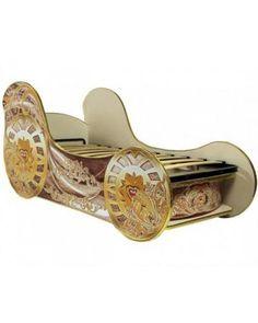 Vivera карета Мини  — 15449р. ---------------------------------- Кровать-карета Мини Vivera изящная и очень удобная.