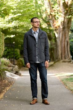 Urban Weeds: Street Style from Portland Oregon: Mens Fashion