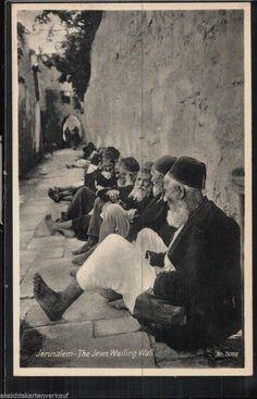 210 087 Israel Jerusalem Judaika Klagemauer   eBay