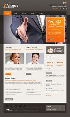 Lawyer WordPress Themes 2