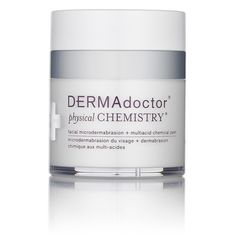 DERMAdoctor Physical Chemistry microdermabrasion   chemical peel