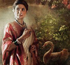 This HD wallpaper is about Kashibai Bajirao Mastani Movie, Priyanka Chopra painting, Movies, Original wallpaper dimensions is file size is Indiana, Dulhan Dress, Guess The Movie, Sanjay Leela Bhansali, Vogue India, Indian Movies, Beautiful Love, Beautiful Dresses, South India