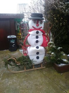 Snowman, Outdoor Decor, Home Decor, Decoration Home, Room Decor, Snowmen, Interior Decorating