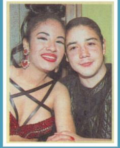 🎧 Selena And Chris Perez, Selena Quintanilla Perez, Number One, Husband, Celebs, Image, Posters, Fan, Queen