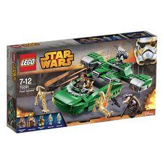 LEGO Star Wars 75091 - Flash Speeder #Lego #LegoStarWars #StarWars #GuerreStellari #LegoStarWars2015 #StarWars2015