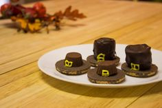 Easy Thanksgiving Desserts for Kids (with Pictures) | eHow