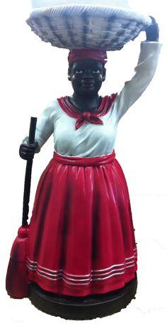 "La Madama Statue 12"""