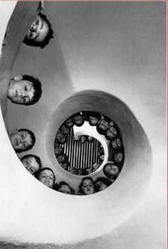 Записки скучного человека - Творчество Анри Картье-Брессона. Часть 1