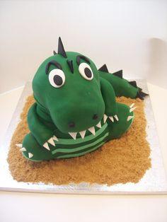 3D dinosaur cake Auckland $295
