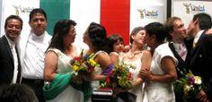 Mexique : Oui au mariage gay