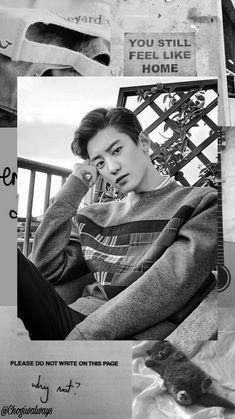 New Memes Funny Kids Language Ideas Kpop Exo, Park Chanyeol Exo, Baekhyun, Chanbaek Fanart, Baekyeol, Campus Party, Exo For Life, Exo Lockscreen, K Wallpaper