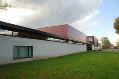 GROUPE SCOLAIRE BLAISE PASCAL A HEM PAINDAVOINE PARMENTIER ARCHITECTES