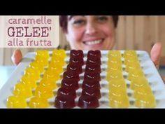 caramelle gelee alla frutta di fatto in casa da Benedetta
