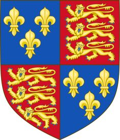 Royal Arms of England (1399-1603)