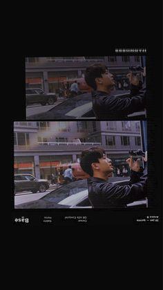 Ikon Junhoe, Hanbin, Ikon Wallpaper, Black Wallpaper, Ikon Songs, We Fall In Love, Kpop, Logs, K Idols