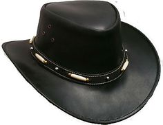 #Australian #style #leather western hat cowboy hat ,  View more on the LINK: http://www.zeppy.io/product/gb/2/331694607243/