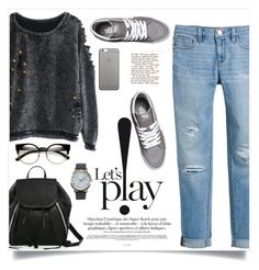 """""""Favorite look!"""" by lamiya-c ❤ liked on Polyvore featuring White House Black Market, Vans, Native Union, Rebecca Minkoff and NLY Accessories"""