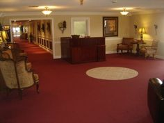 Lake Cumberland Funeral Home Interior