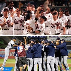 In honor of Game 1 tonight, let's #tbt to the Orioles' and Tigers' last #ALDS wins in 1997 and 2013, respectively.