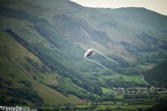Fighter Jet in the Welsh Valleys by Stevie Beats on 500px