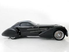 2014 Delahaye USA Pacific- Re-interpretation of Ralph Lauren's famed 1937 Type 57S Bugatti* Atlantic. http://www.delahayeusa.com/delahaye-pacific.php http://www.reddit.com/r/carporn/comments/1raxkq/2014_delahaye_usa_pacific_bugatti_atlantic/