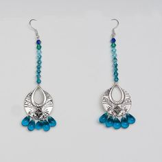 bleuluciole jewelry bohemian earrings https://www.etsy.com/fr/listing/482304337/boucles-doreilles-boheme-boho-chic-style