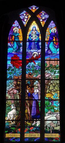 DSC06081-Église Notre-Dame-de-la-Tronchaye, Rochefort-en-Terre, Bretagne, France