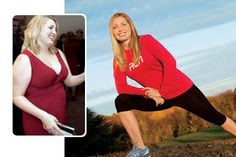 Get Inspired to Get Fit! Weight loss success stories