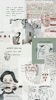 Grey lockscreen uploaded by amélie on We Heart It - Marry's Beauty secrets Tumblr Wallpaper, Wallpaper Pastel, Aesthetic Pastel Wallpaper, Retro Wallpaper, Screen Wallpaper, Wallpaper Quotes, Aesthetic Wallpapers, Wallpaper Backgrounds, Walpapper Tumblr