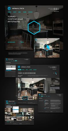 Minimaltecs | #webdesign #it #web #design #layout #userinterface #website #webdesign < repinned by www.BlickeDeeler.de | Take a look at www.WebsiteDesign-Hamburg.de