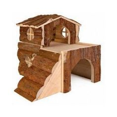 Cool and Awesome Mouse House!!! :3