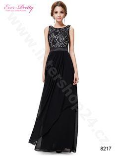 e55a16f9773 Dámské plesové společenské šaty Ever Pretty