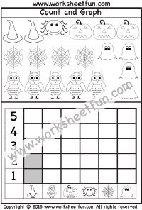 Pictograph  Picture Graph   Worksheets  Kindergarten