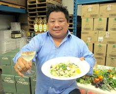 Chef Alex Tung's job at La Grotta Del Formaggio allows him to get home in time to make dinner; he advises other parents to plan out their me...