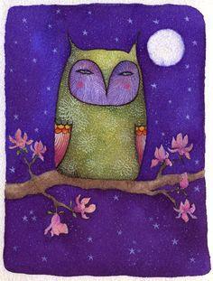 'Owl' by Libellune