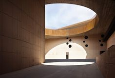 Bodega Marchesi Antinori by Archea Associati (Toscana, Italy) #architecture