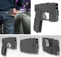 Americans will soon be able to buy guns that look like a smart phone